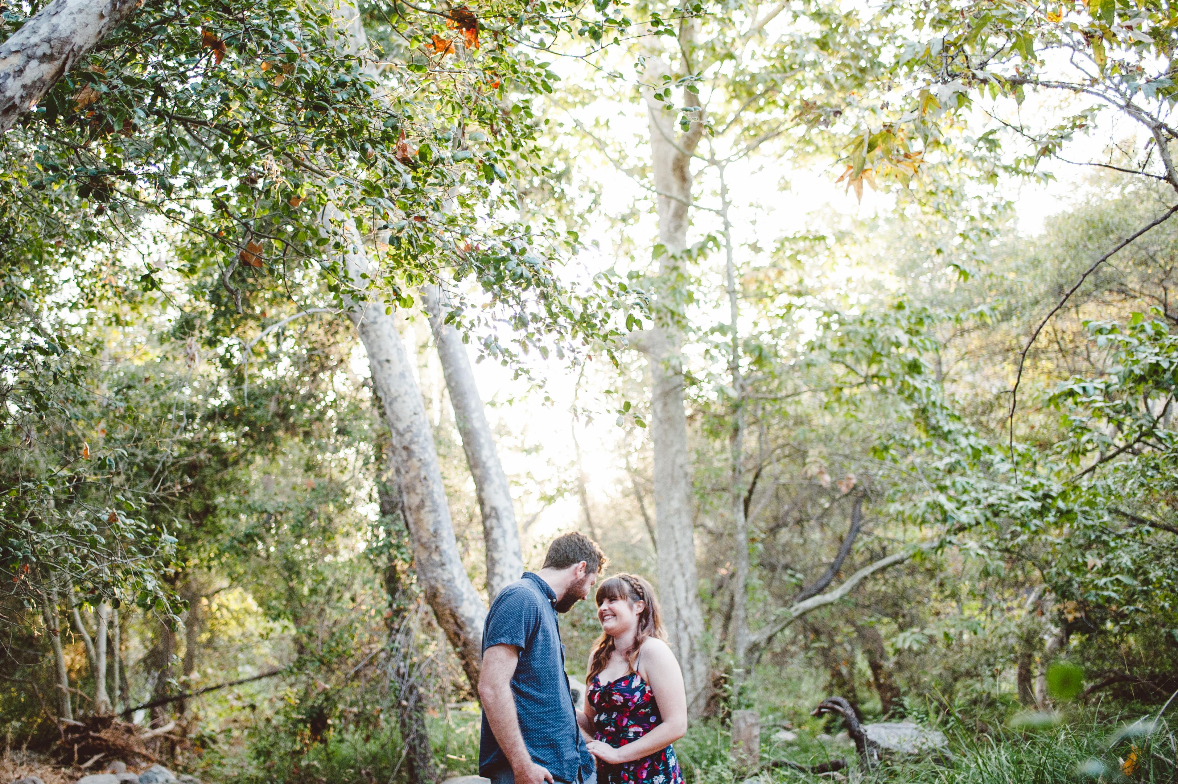 Linda&Jason | Elfin Forest Engagement » Welcome